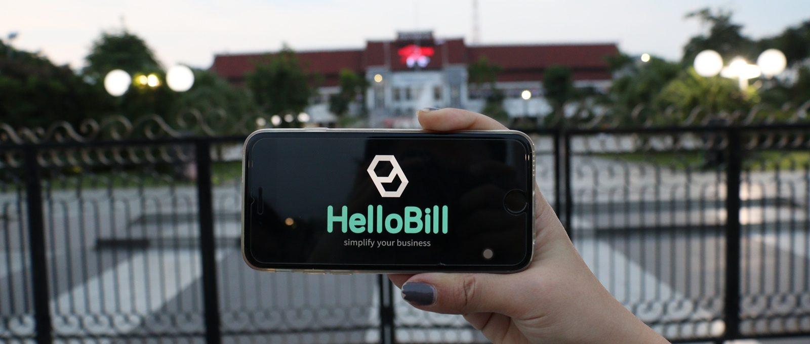 Kabar dari Surabaya: HelloBill Eksis di East Food 2017