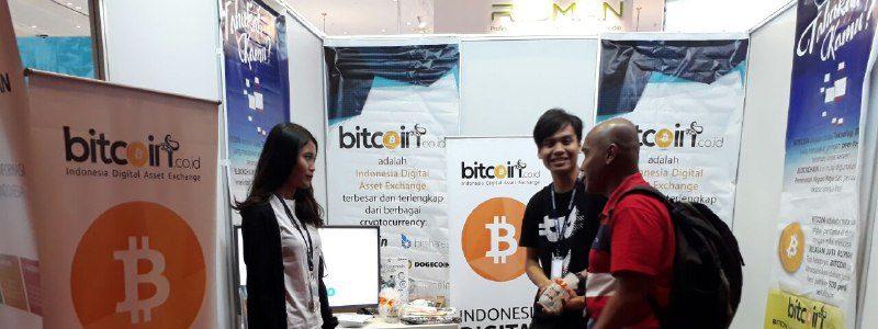 Bitcoin Indonesia: Satu Hari Dua Pameran Besar Sekaligus