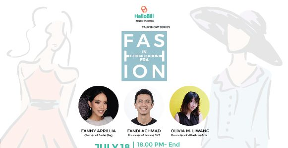 HelloBill Talkshow Series 'Fashion in Globalization Era'